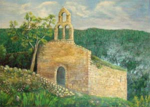 Peinture chapelle